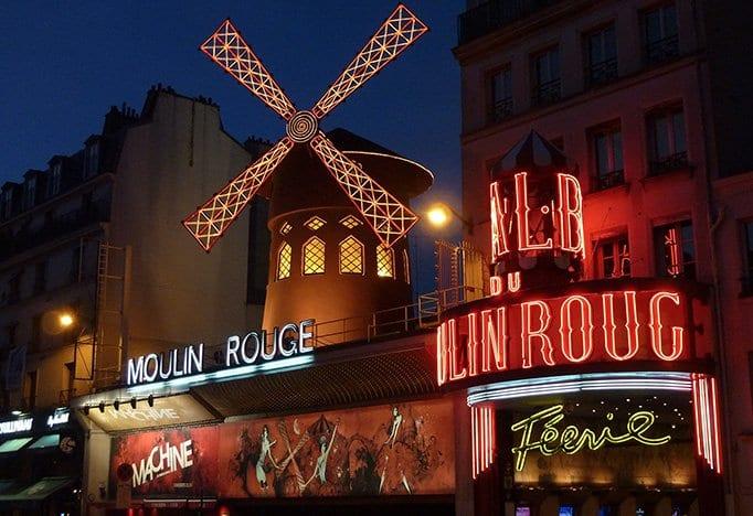 Bedrijfsfeestdokter Moulin Rouge