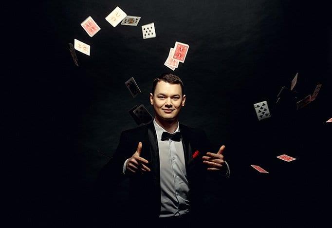 bedrijfsfeestdokter table magic